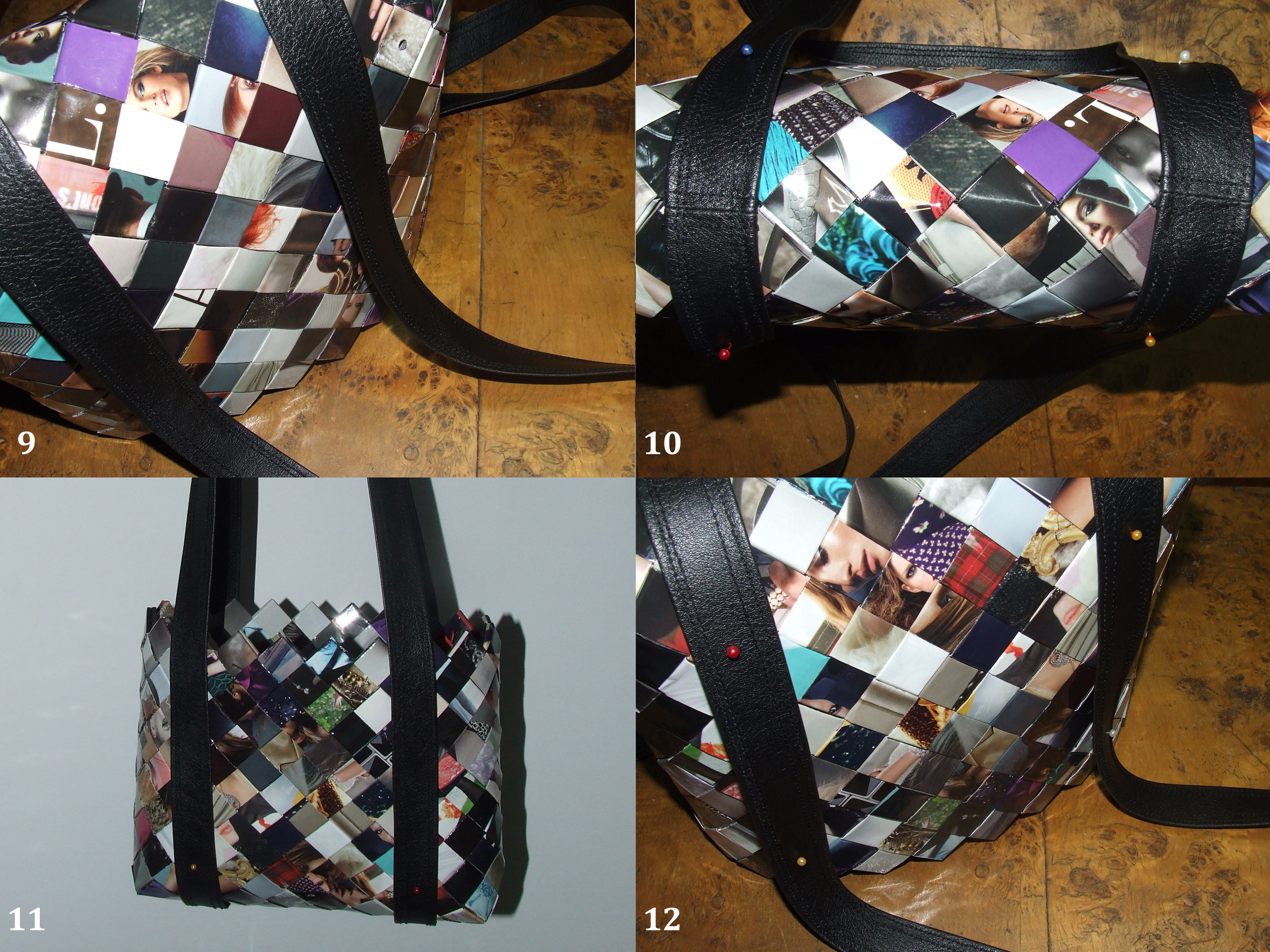 toarte geanta hartie pic 3