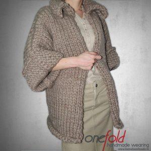 jacheta din lana foarte groasa fld