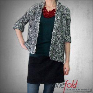 jacheta din lana moale fld