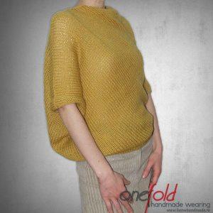 pulover vesel asimetric